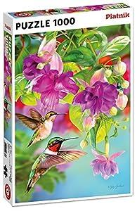 Piatnik 5467 - Puzzle (1000 Piezas), diseño de pájaros