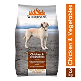 Wilderness Adult Dry Dog Food, Chicken and Vegetable - 3 kg Pack