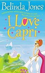 I Love Capri by BELINDA JONES (2002-08-01)