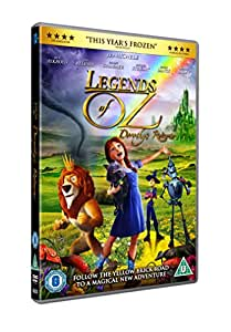 Legends of Oz: Dorothy's Return [DVD]