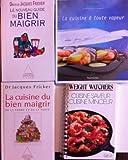 Sélection de 4 livres pour bien maigrir, des régimes variés - photo contractuelle -
