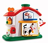 Tolo Toys - Pop Up Bauernhaus Aktivität Spielzeug