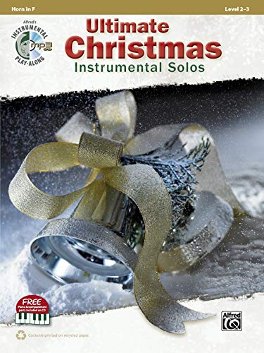Ultimate Christmas Instrumental Solos: (incl. CD) (Ultimate Instrumental Solos) - Traditionelle Holly