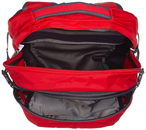 The North Face Borealis TNF Red/Asphalt Grey One Size Image 4