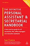 Image de The Definitive Personal Assistant & Secretarial Handbook: A Best Practice Guide