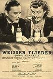 Weißer Flieder - Elga Brink, Hannelore Schroth, Hans Holt ... 30 er / 40 er Jahre - Film - Poster - 20 x 30 cm (Reproduktion eines alten Filmplakats)