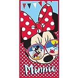 Toalla de playa Minnie chica 70x140 cm