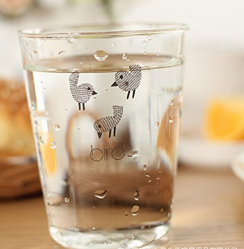 K&C stile coppe del Nord Europa per l'acqua, succo di 13,5 once di (10 Ounce Bambino Bottiglie)
