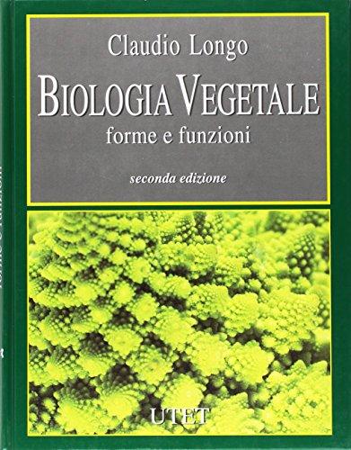 Biologia vegetale: 1