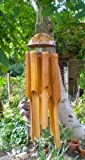 Best Wind Chimes - Bamboo wind chime by Large Bamboo Windchime Review