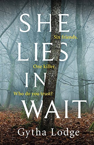 She Lies in Wait Book Cover