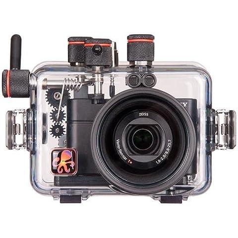 Ikelite Underwater Camera Housing for Sony RX100Mk III y MK IV [6116.14]
