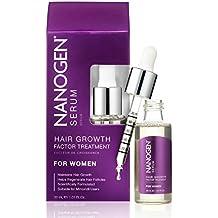 Suero Tratamiento Factor de Crecimiento Nanogen para la Mujer, 1er Pack (1 x 30