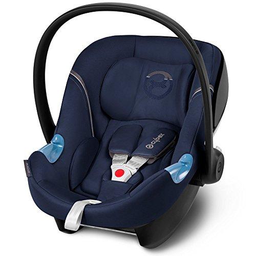 Preisvergleich Produktbild Cybex Aton M Autositz Midnight Blau
