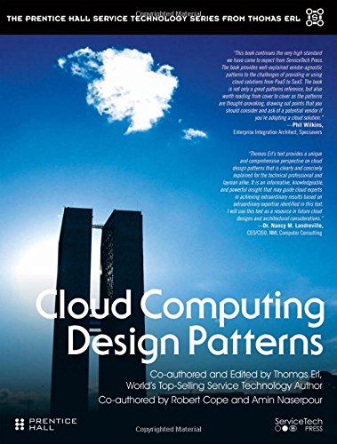 Cloud Computing Design Patterns (Prentice Hall Service Technology Series from Thomas Erl) por Thomas Erl
