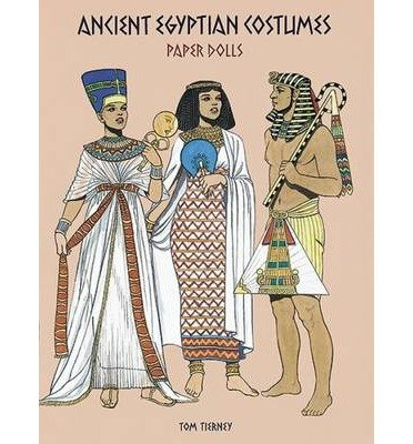 ostumes Paper Dolls )] [Author: Tom Tierney] [Feb-2000] (Ancient Egyptian Costumes Paper Dolls)