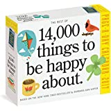 Best of 14,000 Things to be Happy About 2017 Page-A-Day Calendar