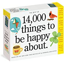 The Best of 14,000 Things to Be Happy About 2017 Calendar