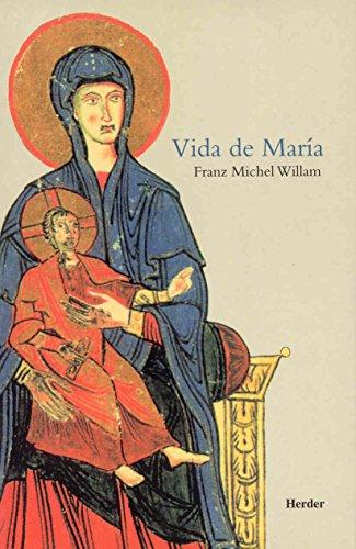 Portada del libro Vida de María: La Madre de Jesús