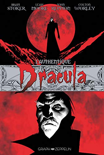 Dracula (French Edition) eBook: Moore, Leah, Reppion, John, Stoker ...