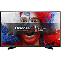 "Hisense H32M2600 - Smart TV, Wifi, LED de 32 ""(HD ready, IEEE 802.11ac, VIDAA 2.0, A+, 16:9) [Clase de eficiencia energética A+]"