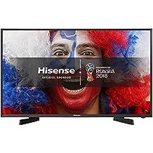 "Hisense H32M2600 - Smart TV, Wifi, LED de 32 ""(HD ready, IEEE 802.11ac, VIDAA 2.0, A+, 16:9) [Clase de eficiencia energética A+]"