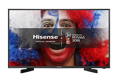 Hisense H32M2600 - Smart TV, WiFi, LED DE 32'(HD Ready, IEEE 802.11ac, VIDAA 2.0, A+, 16:9) [Clase de eficiencia energética A+]