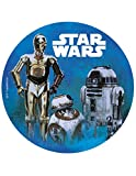 Generique - Disque Azyme Star Wars 20 cm
