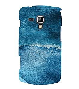 PrintVisa Brick Wall Design 3D Hard Polycarbonate Designer Back Case Cover for Samsung Galaxy S Duos S7582
