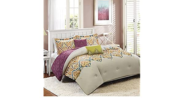 Kashmir 5 Piece Bedding Comforter