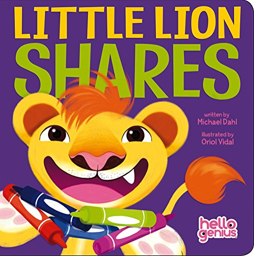 Little Lion Shares (Early Years: Hello Genius) por Michael Dahl