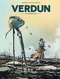 Verdun, tome 3 : Les fusillés de Fleury par  Marko