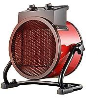 Calentador De CeráMica Rojo 3000w PTC Potencia De 3 Velocidades Calentador EléCtrico De Salida De Aire