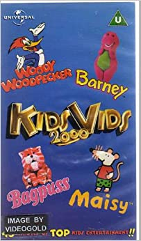 Kids Vids 2000: Amazon.co.uk: Books