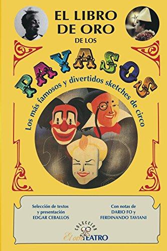 El libro de oro de los payasos por Edgar Ceballos