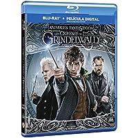Animales Fantásticos: Los Crímenes De Grindelwald Blu-Ray