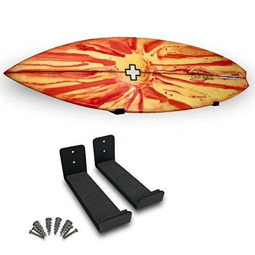 Nice Rack - Simple Surfboard Display Rack - Besserer Schaumstoff & Montagezubehör im Vergleich zu Konkurrenzprodukten. !