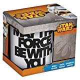 Star Wars 110Z Tasse mit englischer Aufschrift, Steingut, in Geschenk-Box (Darth Vader)