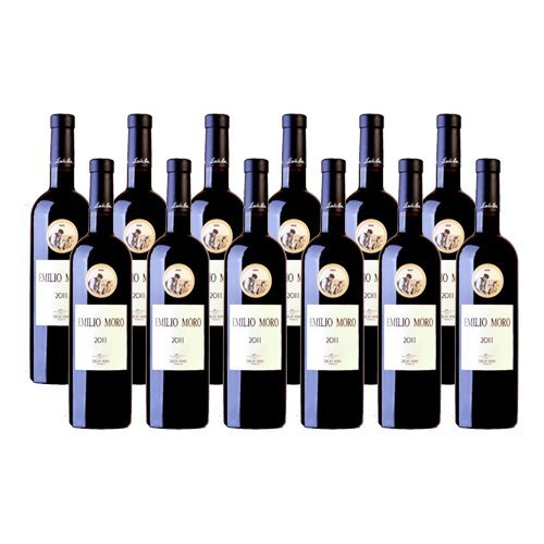 emilio moro Emilio Moro - Rotwein - 12 Flaschen