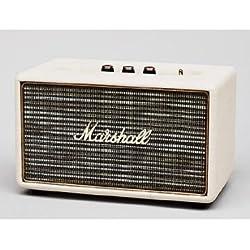 Marshall Action II - Altavoz con cable, color crema