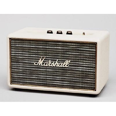 Marshall Action II - Altavoz con cable, color crema