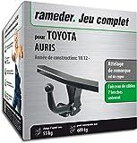 Rameder Attelage démontable avec Outil pour Toyota AURIS + Faisceau 7 Broches...