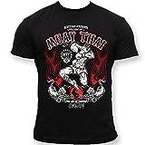 Dirty Ray Arts Martiaux MMA Muay Thai t-shirt homme K9C (XL)
