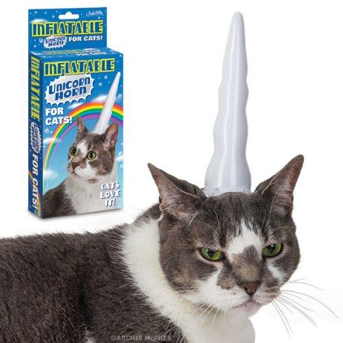 *Corne de licorne pour chat*