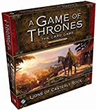 Image for board game A Game of Thrones The Card Game Second Edition Lions of Casterly Rock