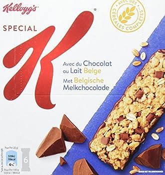 Kellogg's Special K Barre Chocolat au lait 120 g
