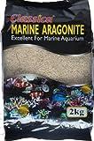 Classica 2kg 1mm Coral Sand Ocean Marine Aquarium Fisch Tank Aragonit Farbkies Colorkies Bodengrund Reef für Buntbarsche Sands