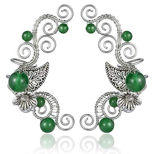 Gemischten Kostüm Grünen - Aifeer Damen - Metalllegierung