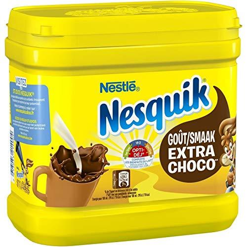 Nesquik - Chocolat Poudre Intense 600G - Livraison Gratuite pour les commandes en France - Prix Par Unité