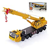 Kid's Construction Engineering Automodell, 1:55 schwere Kran-Hebekran-Legierung Automodell, Kinderauto Spielzeug